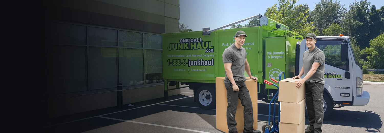 Junk haulers & Truck